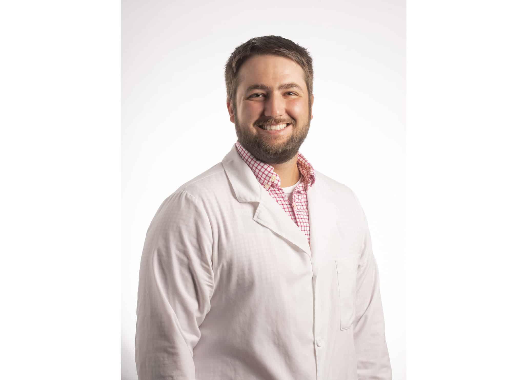 Portrait of Dr. Guthrey