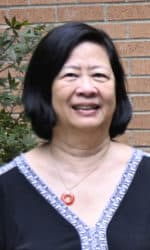 Portrait of Dr. Lee