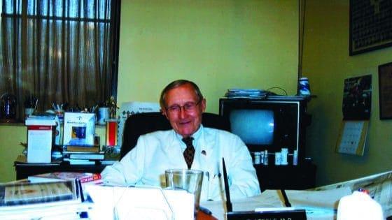 Jack T. Steele, M.D.