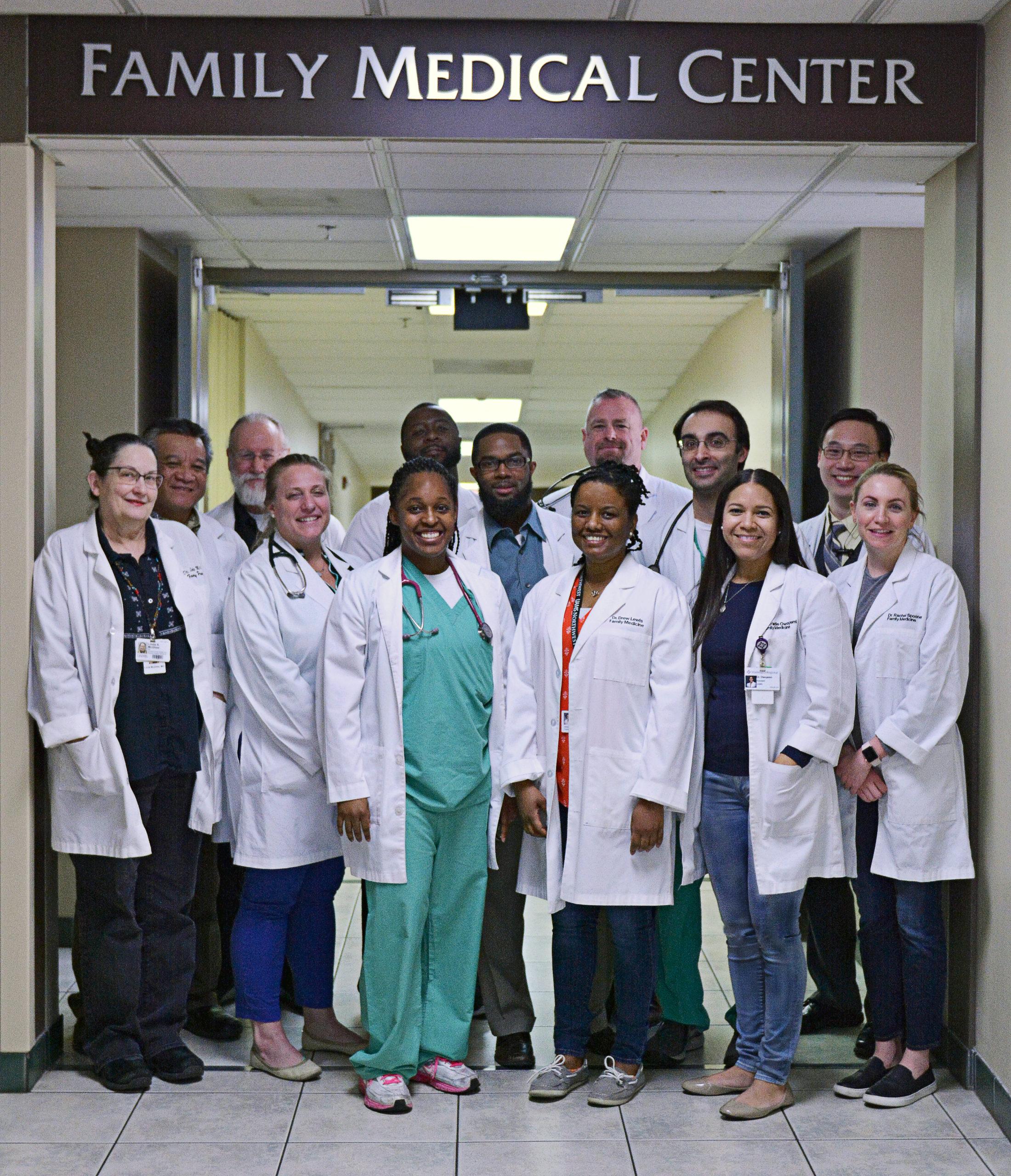 Family Medicine Staff