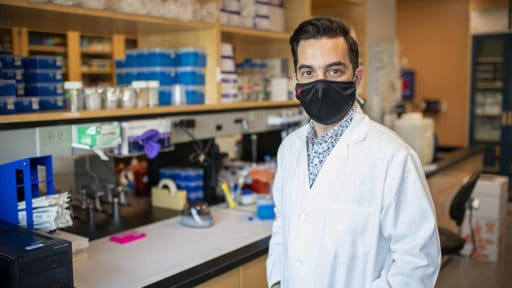 Jesus Delgado-Calle, Ph.D., an assistant professor at the University of Arkansas for Medical Sciences, has been awarded a National Cancer Institute grant of more than $1.7 million to study bone health in myeloma patients and the effectiveness of bone therapies.