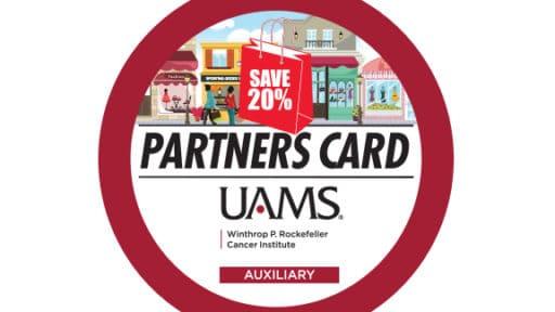 Partners Card logo