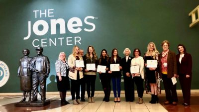 Jones Trust College of Nursing Scholarship Recipients