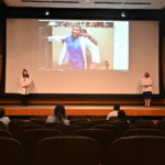 Nursing students donned their white coats from remote locations while faculty applauded their transition to clinical care from the Little Rock campus.
