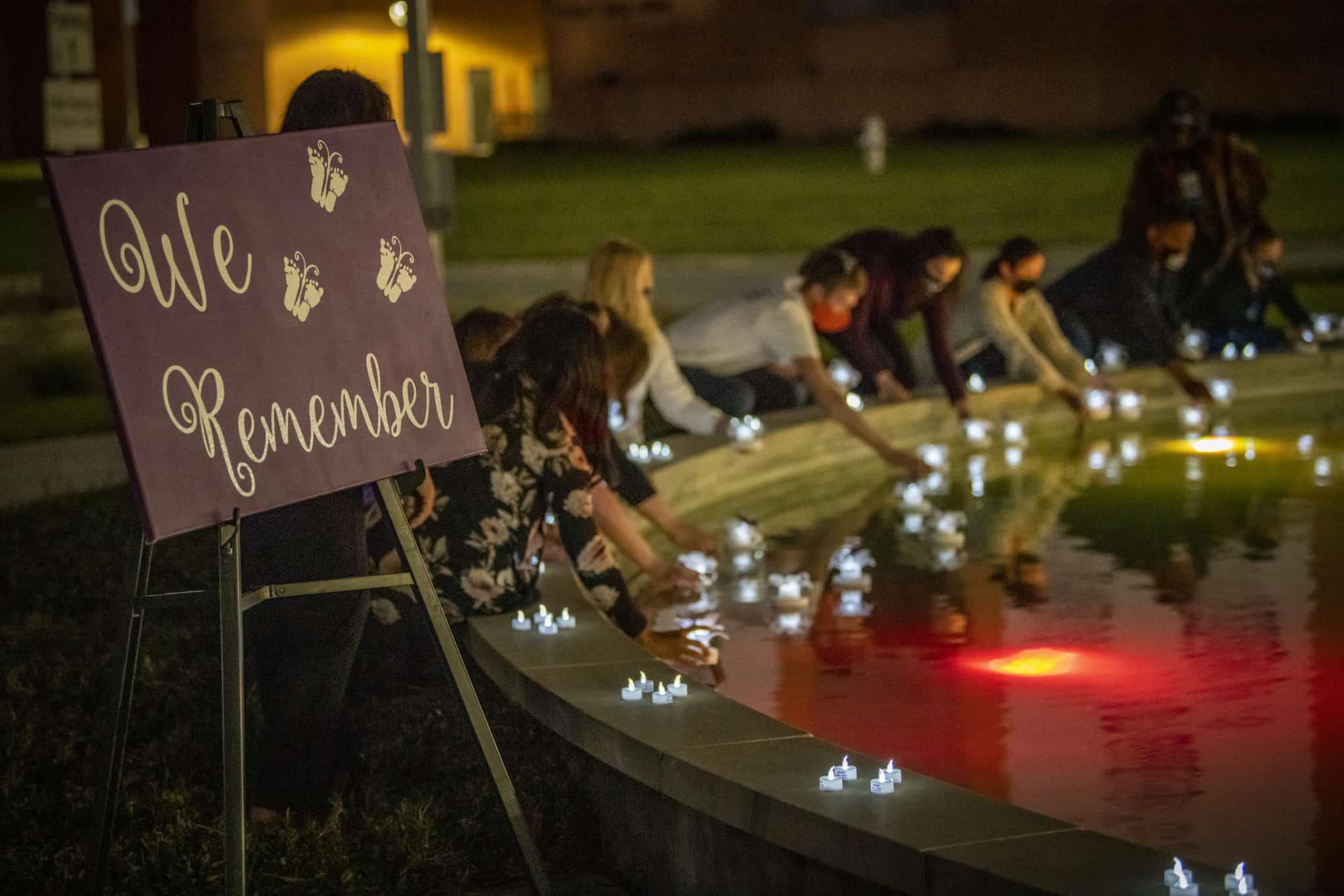 Love Lives Remembrance Ceremony