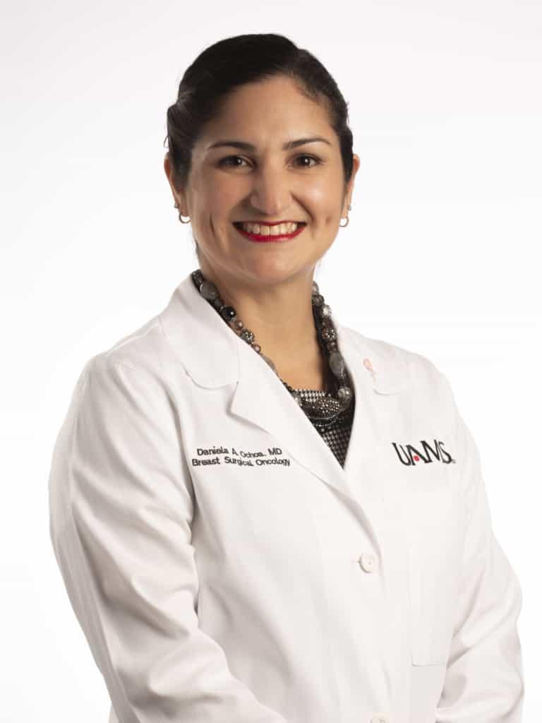Daniela Ochoa, M.D.