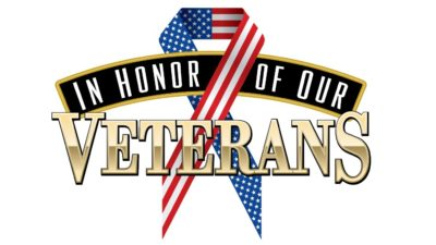 Veterans Month 2020 logo