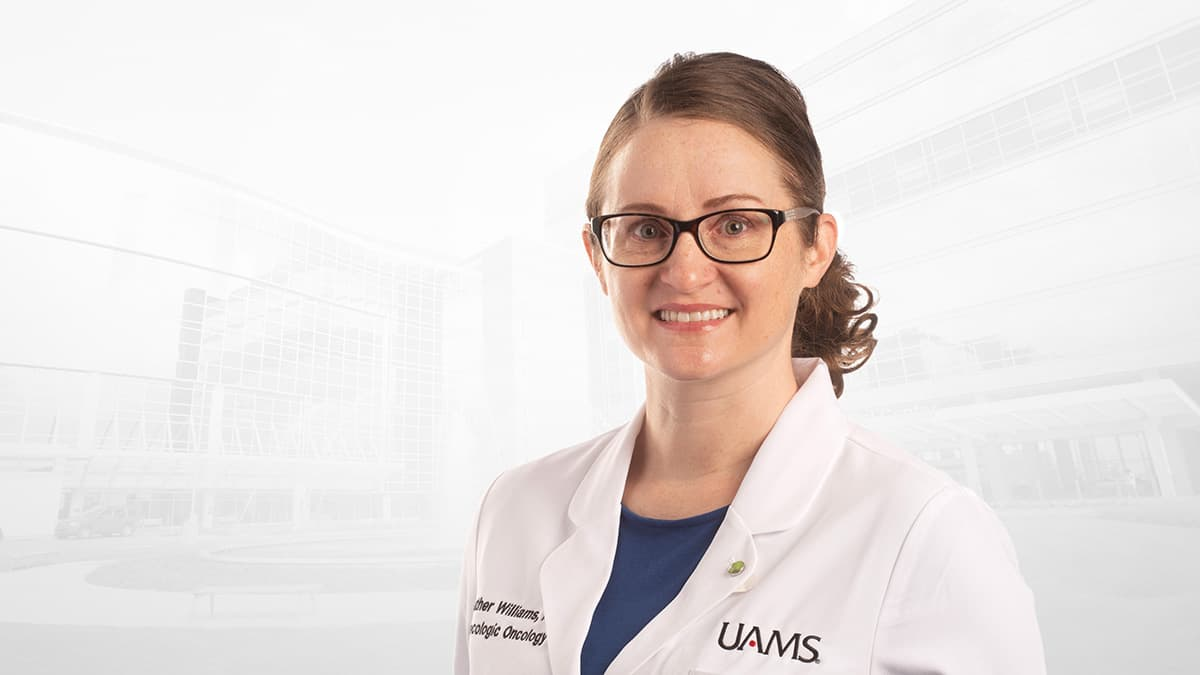 Heather Williams, M.D.