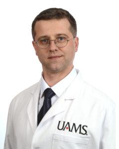 Viktoras Palys, M.D.