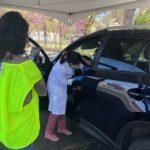 Northwest Arkansas COVID-19 Vaccine Drive-Thru