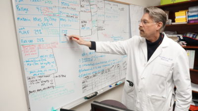 UAMS' Donald Johann Jr., M.D., was part of an international team of researchers that conducted an independent assessment of five commercially-available assays for tumor DNA sequencing. The team's findings were published in the journal Nature Biotechnology.