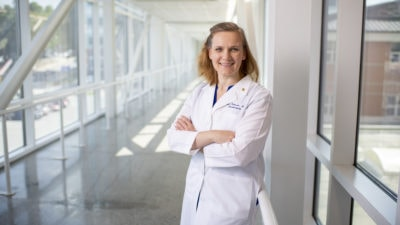 Erika Petersen, M.D., sees study results published in JAMA