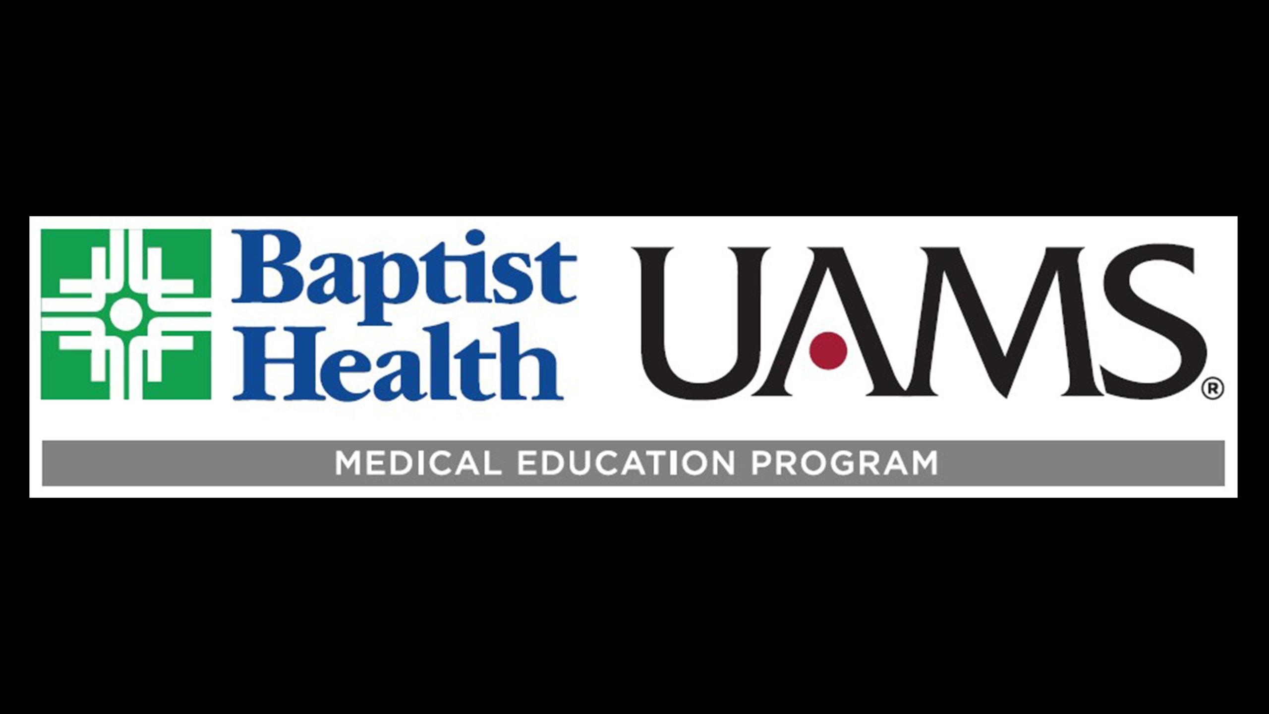 Baptist Health-UAMS logo