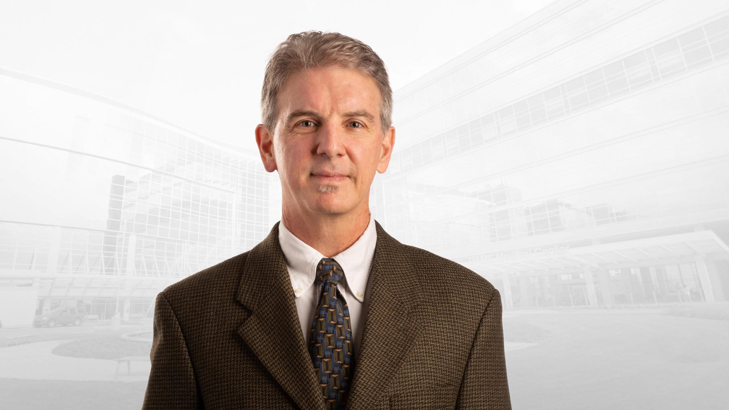 Steven Barger, Ph.D.