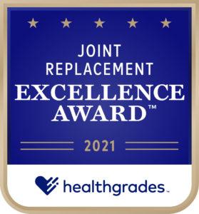 Healthgrades award icon