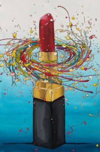"""Lipstick"" by Morgan Coven Herndon"