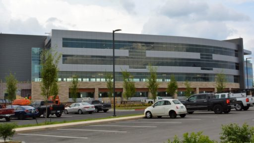 Children's Center for Health and Wellness building