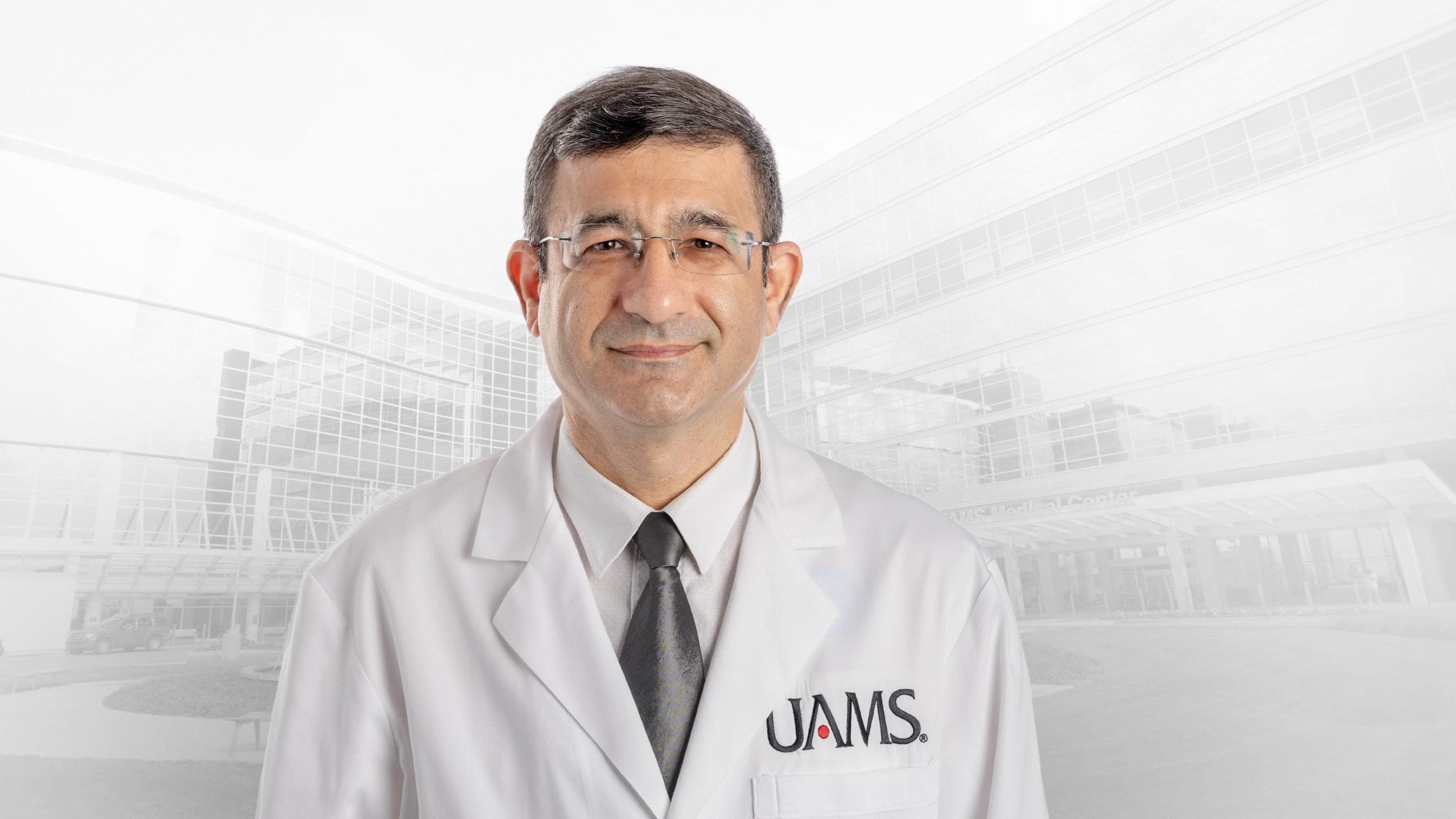 Alireza Ghaffarieh, M.D.