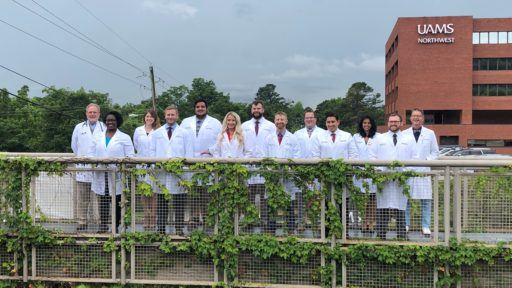 Internal Medicine Residents Class of 2024