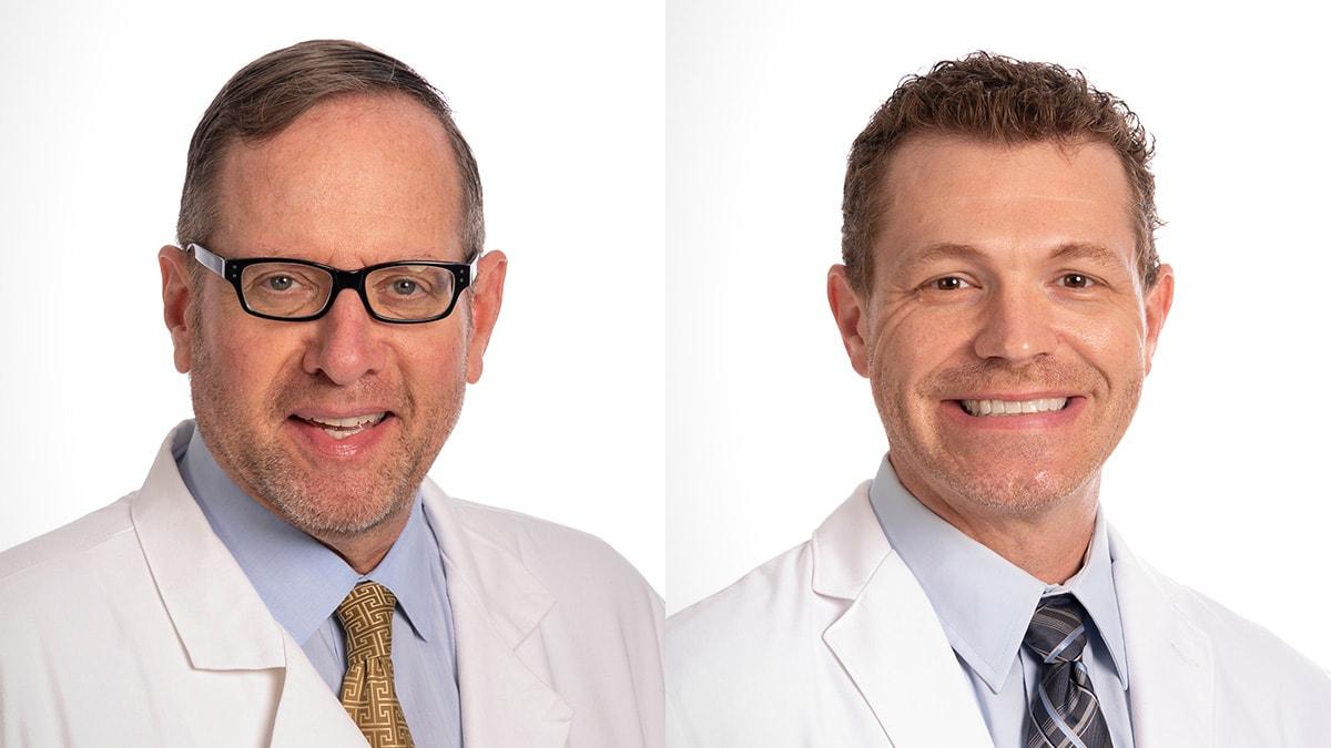 Jeffrey P. Kirsch, M.D., and Patrick L. Fraley, M.D.