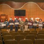 Chancellor's Circle grant recipients
