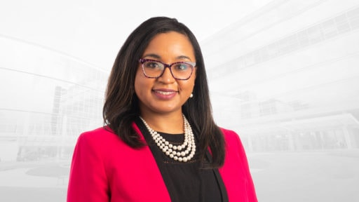 Shanea Nelson is the new executive director of the Pathways Academy at UAMS.