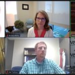 A recent virtual panel hosted by the UAMS Institute for Digital Health & Innovation and the Arkansas Department of Health featured health care experts answering COVID-19-related questions regarding children and adolescents and drew nearly 300 attendees.