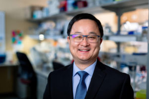 Haojie Huang, Ph.D., the Gordon H. and Violet Partels professor of Cellular Biology at the Mayo Clinic