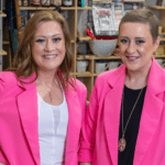 Sisters and UAMS Breast Cancer Patients Amber Vanaman and April Biggs