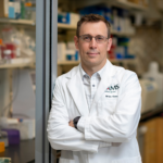 Brian Koss, Ph.D., a researcher with the UAMS Winthrop P. Rockefeller Cancer Institute, is the state's first recipient of the prestigious National Institutes of Health (NIH) Director's Early Independence Award.