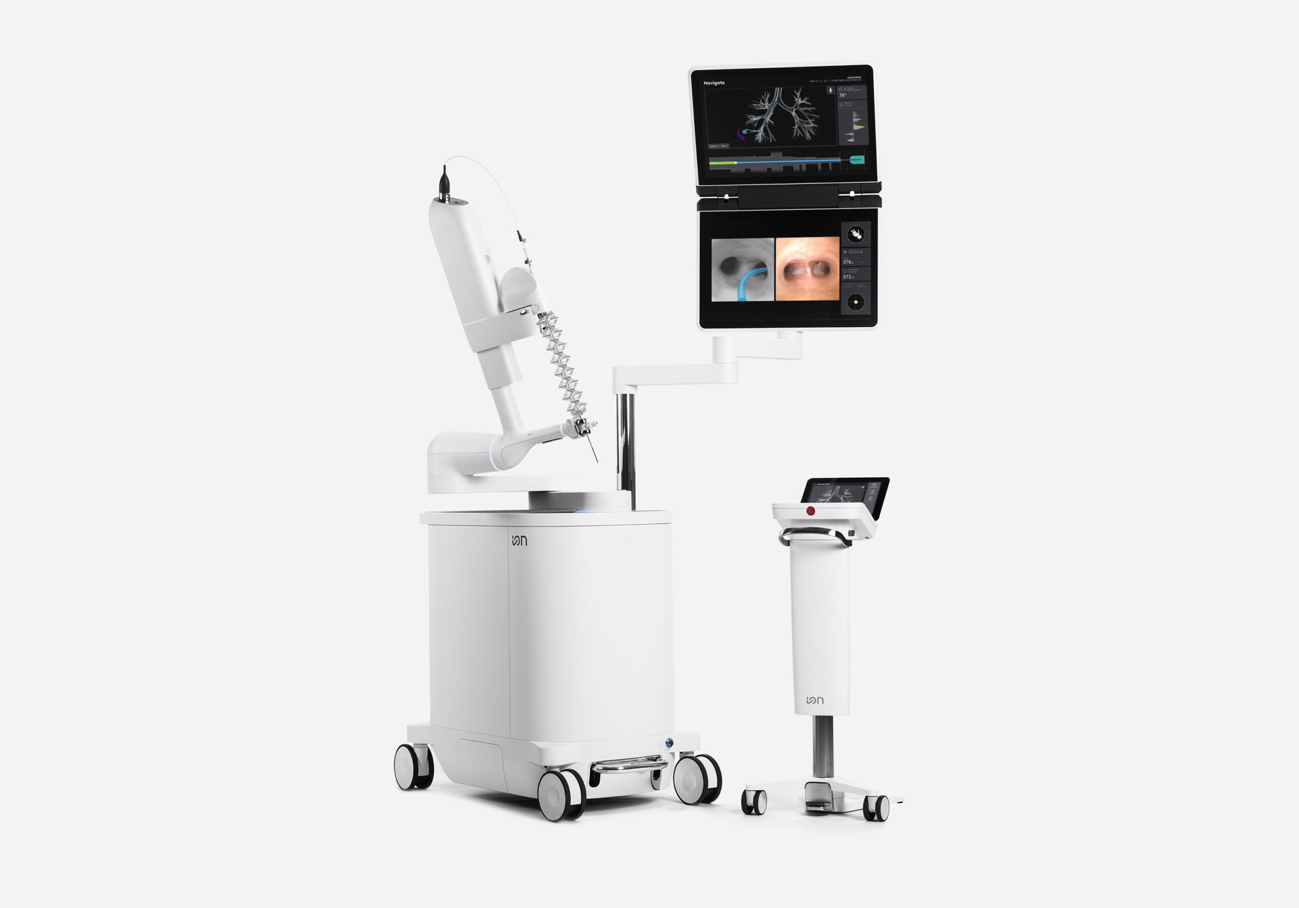 photo of the robot